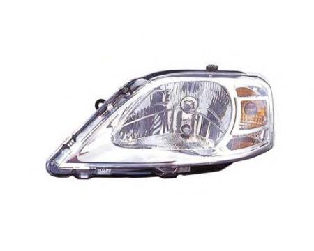 Luz diurna izquierda para Mercedes S (W223)