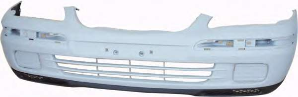 Parachoques delantero para Mazda 626 2001 año