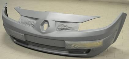 Parachoques delantero para Renault Megane 2006 año