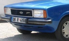 Parachoques delantero para Ford Taunus 1978