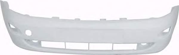 Parachoques delantero para Ford Focus 2000 año