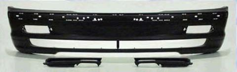 Parachoques delantero para BMW 3 (E46)