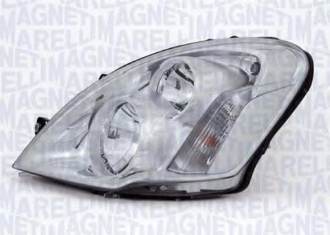 Luz diurna izquierda para Iveco Daily 2011