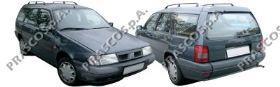 Parachoques delantero para Fiat Tempra 1991 año