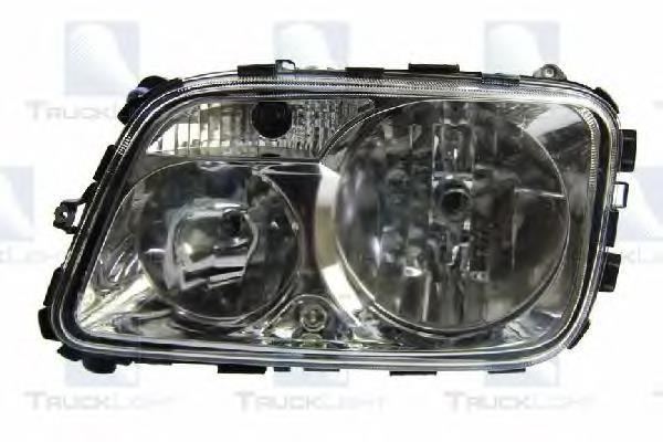 Luz diurna izquierda para Mercedes Truck Actros ()