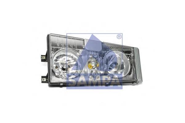 Luz diurna izquierda para Renault Magnum Truck 2000
