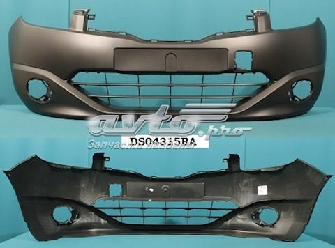 Parachoques delantero para Nissan Qashqai 2011