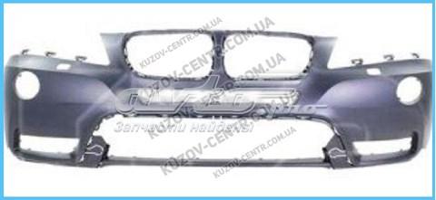 Parachoques delantero para BMW X3 (F25)