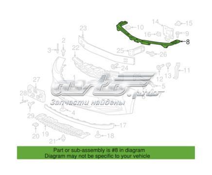 Precios para soporte de parachoques delantero central para Chevrolet Volt 2015