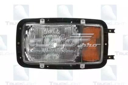 Luz diurna izquierda para Mercedes Truck NG ()