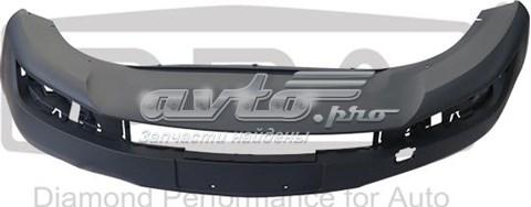 Parachoques delantero para Skoda SuperB 2013
