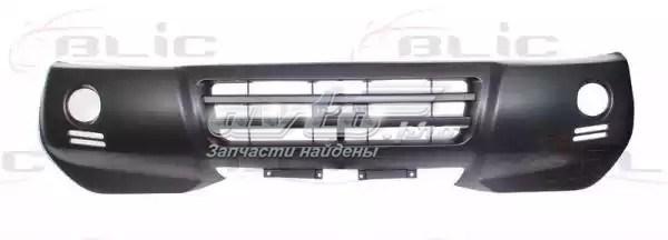 Parachoques delantero para Mitsubishi Pajero 2000